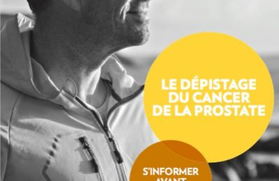 Dépistage du cancer de la prostate.. quoi dire aux patients