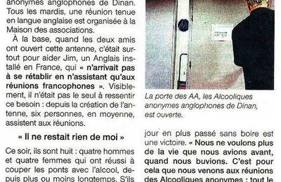 FRANCE, DINAN (22) : AA Anglophone