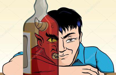 """L'alcoolique : """"Dr Jekyll et Mr Hyde"""""""