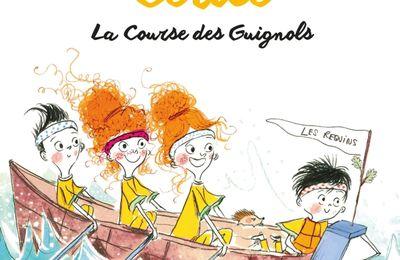 La Famille Cerise, tome 2 : La Course des Guignols