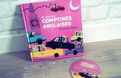 Mes premières comptines anglaises (34 nursery rhymes)