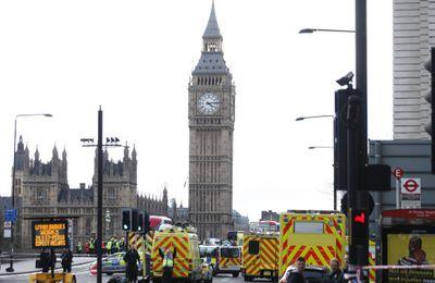 Terrorisme à Londres