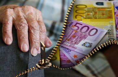 Le scandaleux  business de la vieillesse...