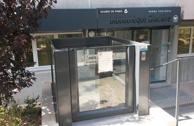 Paris XIIIe : des handicapés interdits de bibliothèque !