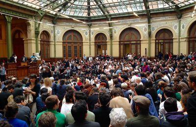 Bibliothécaires, tous à l'Assemblée Générale le 20 janvieraprès la grève très suivie de décembre dernier