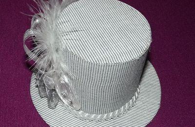 chapeaux haut de forme