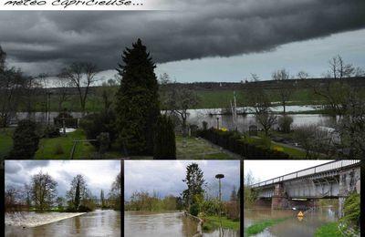 La colère de nos rivières - Sarralbe, avril 2016