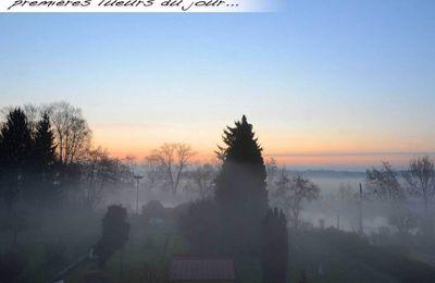 L'aube d'avril - Sarralbe, avril 2016