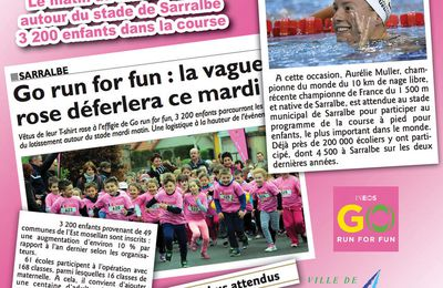 Go Run For Fun Sarralbe 2017
