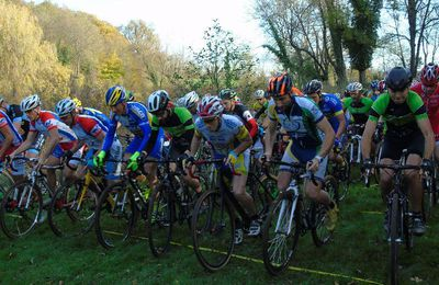Cyclo-cross de Genas 2016