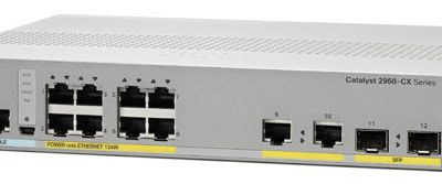 Introducing the Cisco Catalyst 2960-CX 8 Port Gigabit Switch