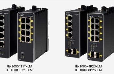 Cisco Industrial Ethernet 1000 Series Switches, How It Works?
