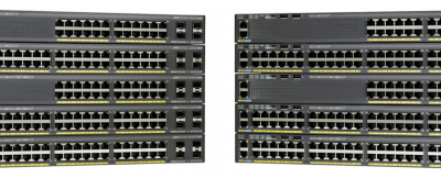 Cisco Catalyst 2960-X Switches: Enterprise Ready