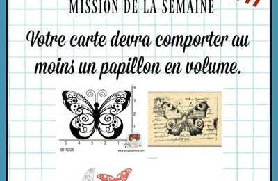 défi 495 de PASSION CARTES CREATIVES