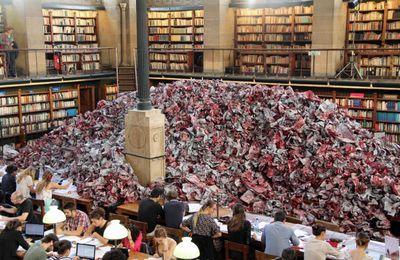 Les personnels de la bibliothèque Sainte Geneviève dénoncent un véritable gaspillage