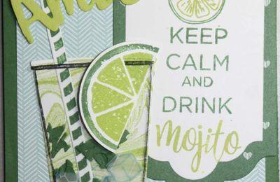 carte Drink Mojito