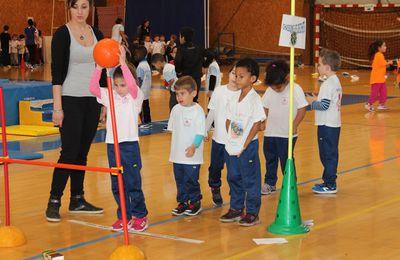 Rencontre Sportive Baby Athlé