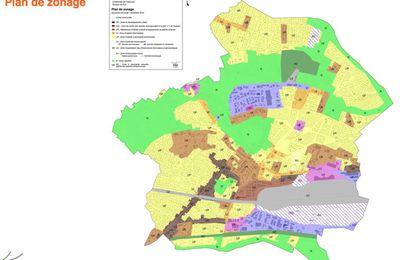 Le nouveau Plan préparatoire de Zonage de Chelles est arrivé pour le PLU de 2017