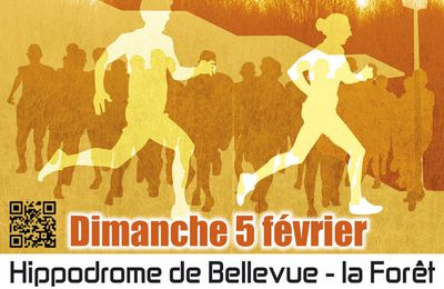 22/01/2017 : Championnats Régionaux de Cross-Country