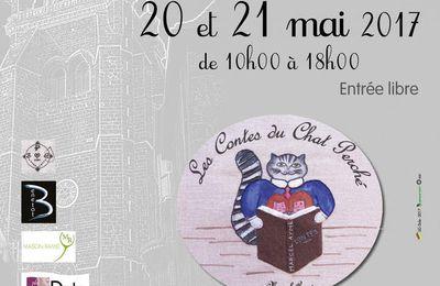 3ème Festival de la Broderie à Dole (39) - 20 et 21 mai 2017 ✄ 1/18 ✄