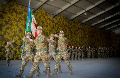 Afghanistan:gli Alpini della Taurinense al comando del Train Advise Assist Command West