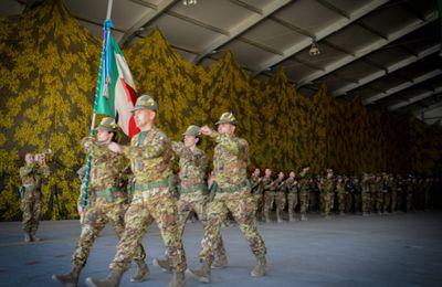 Afghanistan:gli Alpini della Taurinense al comando del Train Advise Assist Command West