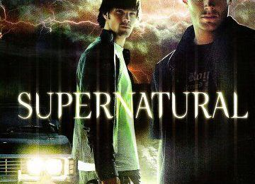 "Série tv ""Supernatural"""
