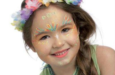 Maquillages faciles pour enfants