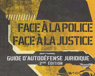 """Actualité du Guide """"face à la police / face à la justice"""""""