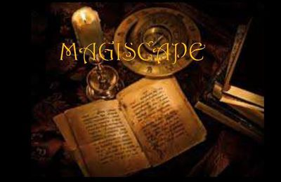 Escape room : Magiscape !