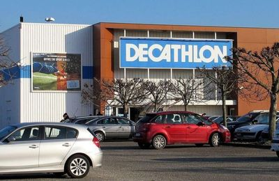 DECATHLON AGEN: ARTICLE DE PRESSE SUD-OUEST