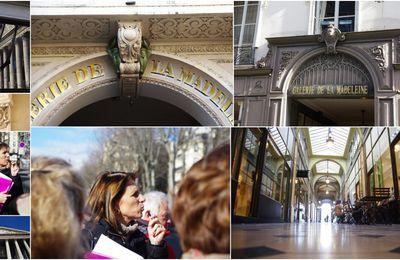 Une visite dans le quartier de la Madeleine et le Musée Fragonard, Paris VIII et IXème arrondissement