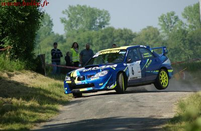 rallyes : Printemps de bords 2015- ES2 - les modernes