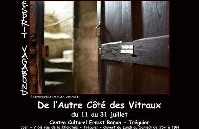 Treguier : Superbe exposition au centre culturel Ernest Renan jusqu'au 31 Juillet