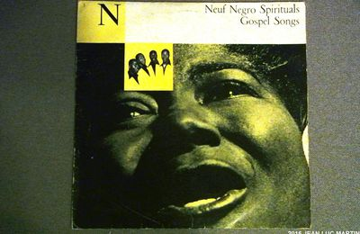 NEGRO SPIRITUALS GOSPEL SONGS