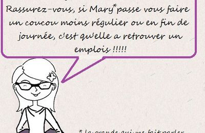 Des news de Maryl-N par Mary