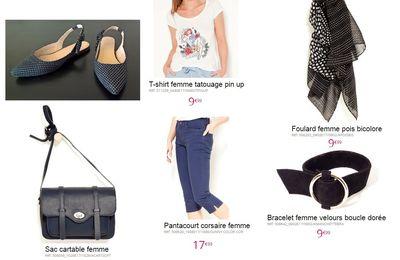 Mercredi c'est shopping virtuel chez Maryl-N