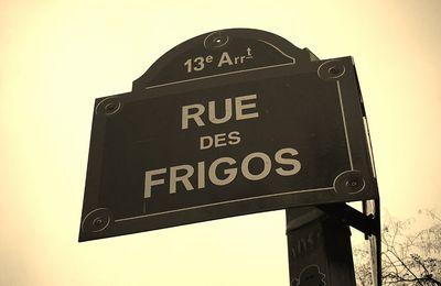 Rue des frigos - 13eme
