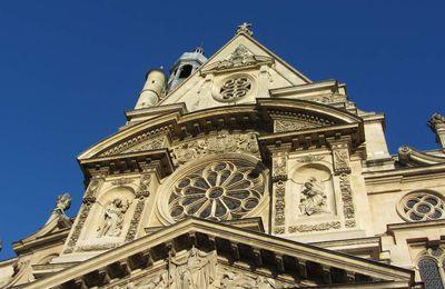 Eglise St Etienne du Mont 5eme