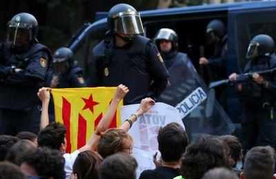 « Il n'y a pas eu de référendum aujourd'hui » en Catalogne, dit Rajoy ...