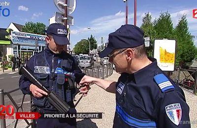 La Police Municipale et son véhicule à 25.000 Euro par mois (1)