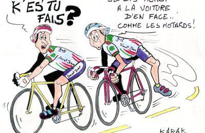 Humour cyclo