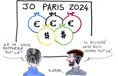 Paris 2024... On parie?