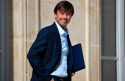 Nicolas Hulot : « Nous visons la fin de la vente des voitures à essence et diesel d'ici à 2040 »