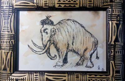 """Le mammouth à """"l'oeil critique"""""""
