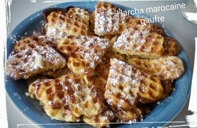 Harchas Marocaines Gaufre