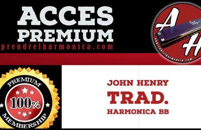 John Henry - Trad. - Harmonica Bb