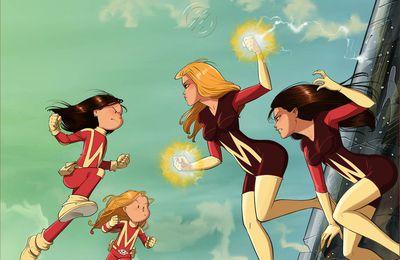 super sisters contre super clones 2e partie