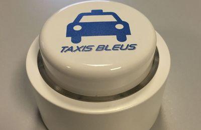 Innovation high-tech : Le bouton connecté pour disposer d'un taxi ... mieux qu'un Uber ?