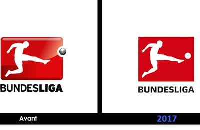 Branding  : La Bundesliga passe au flatdesign